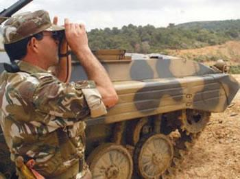 militaire-algérie-tunisie