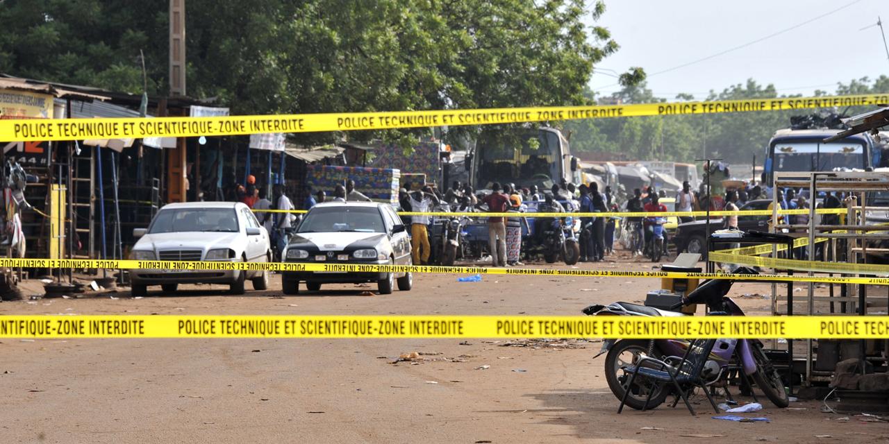 Attaque bamako