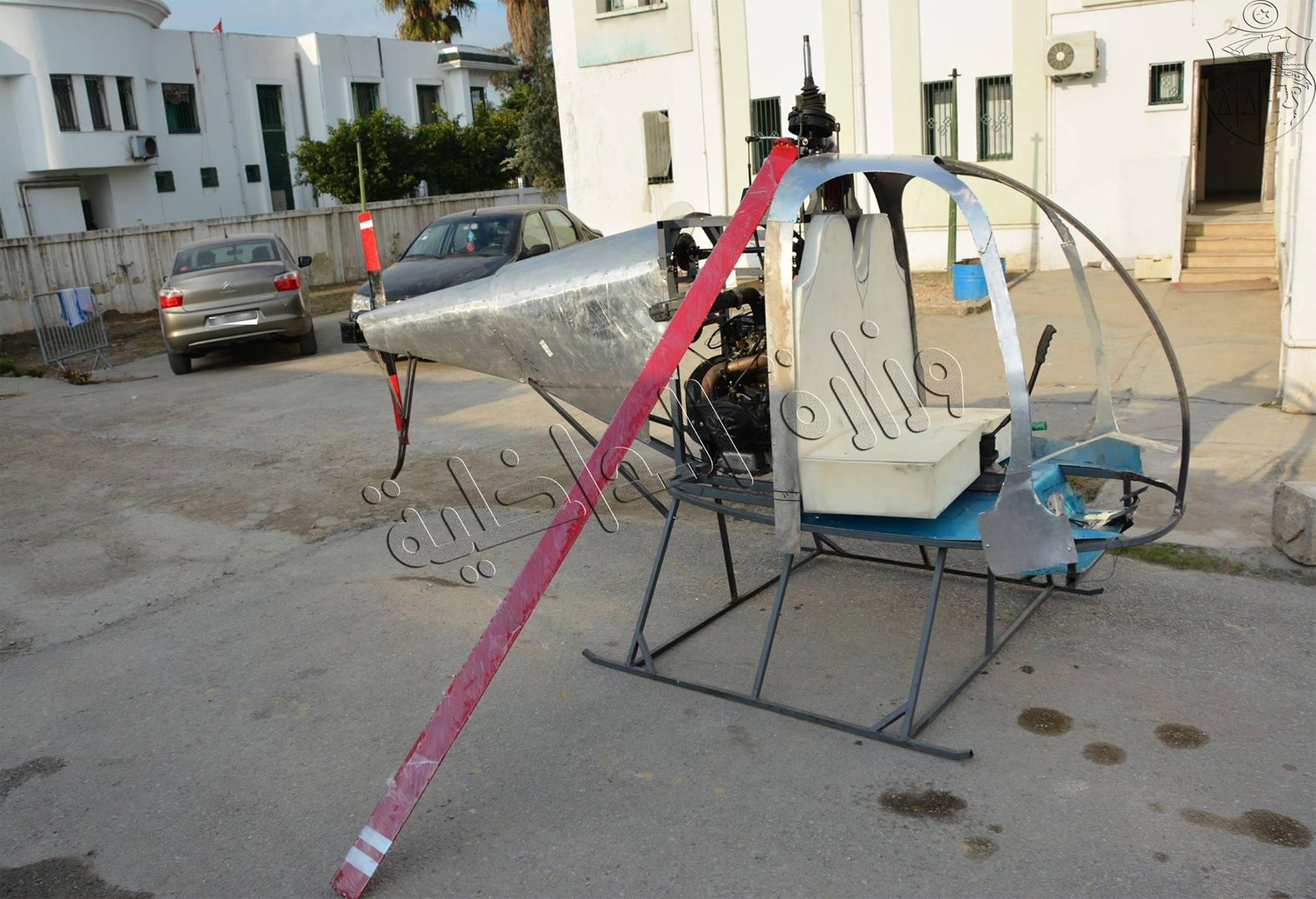 Helico tunisie1