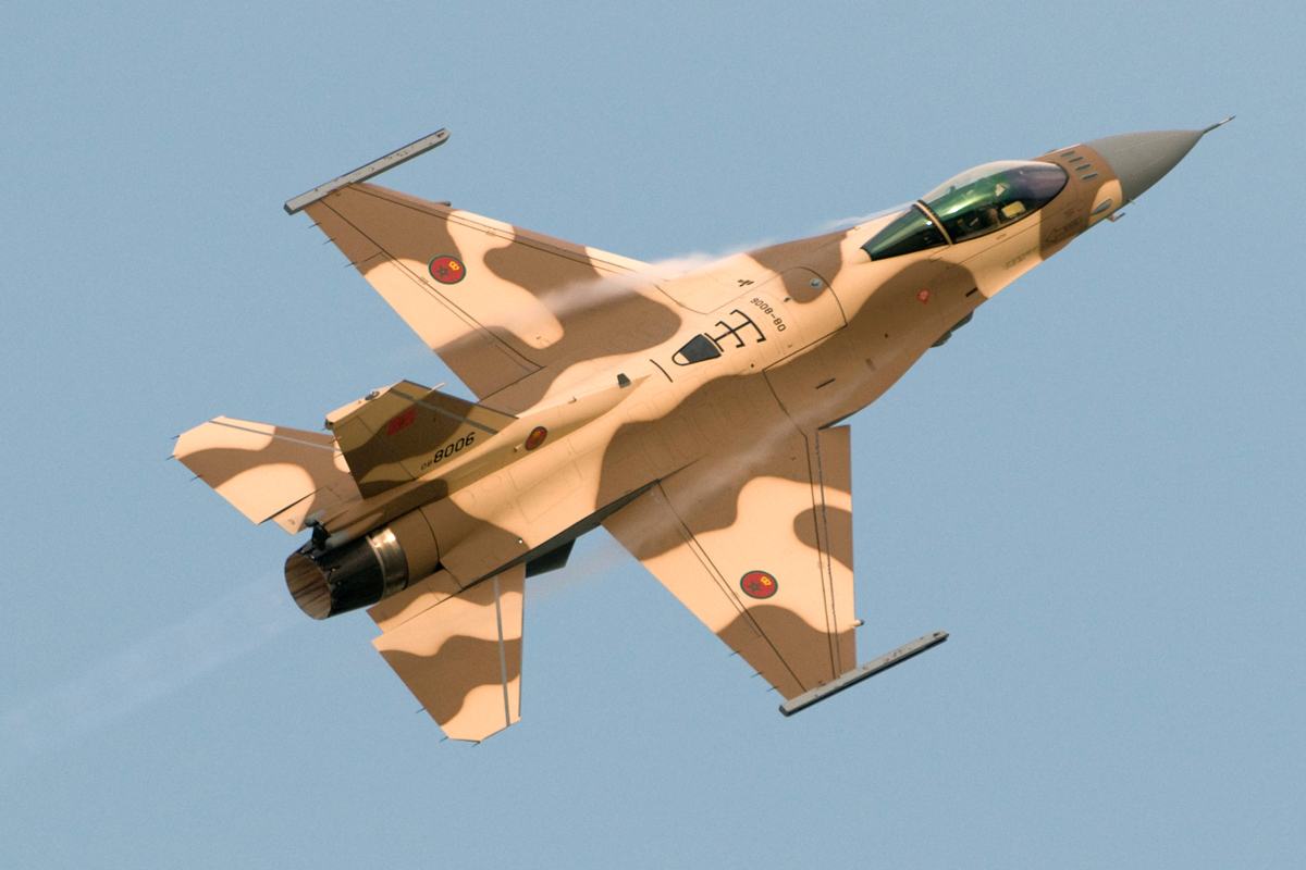 f16-maroc
