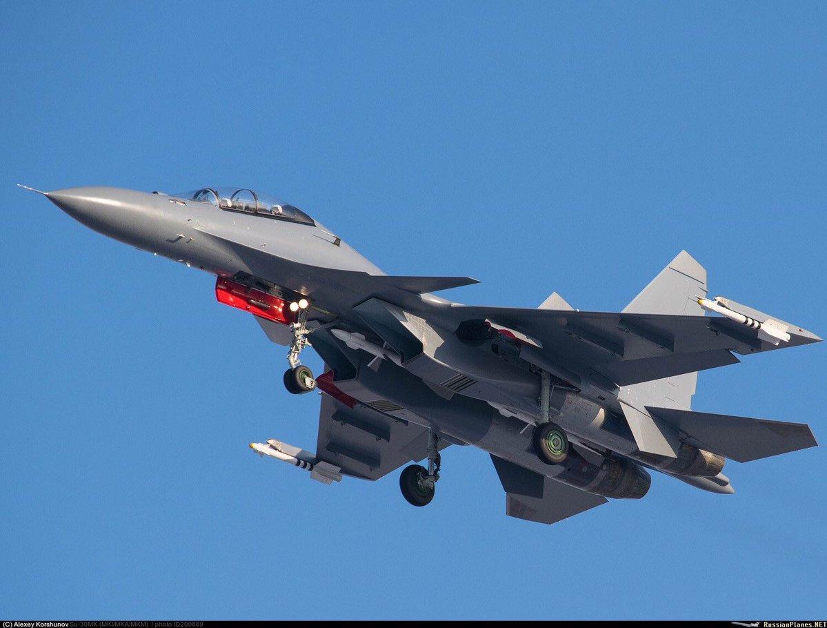"""الجزائر 2015  : تقتني 16 سوخوي 30MKA  وعقد لانظمة الدفاع الجوي  """"Antey -2500 """" - صفحة 9 Mka"""