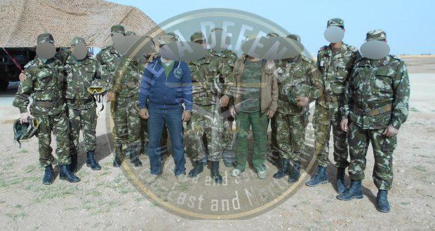 Российский ЗРК «Бук-М2» впервые засветился на вооружении войск ПВО Алжира