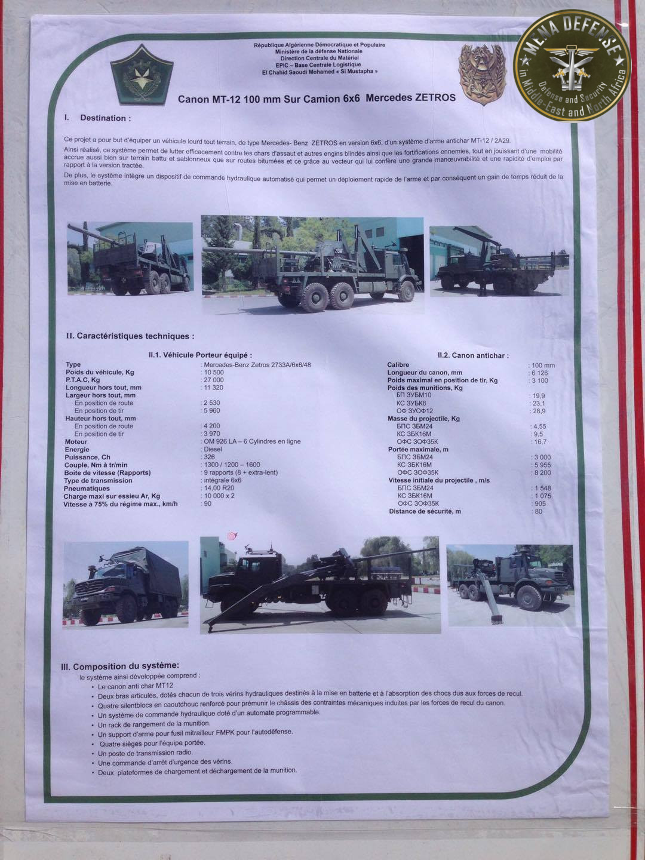 العراق يعيد للخدمه مدفعيه D-30 عيار 122 ملم محموله على الشاحنات  Zetrosm122
