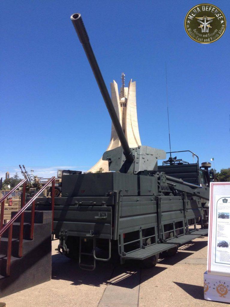 العراق يعيد للخدمه مدفعيه D-30 عيار 122 ملم محموله على الشاحنات  Zetrosm123-768x1024