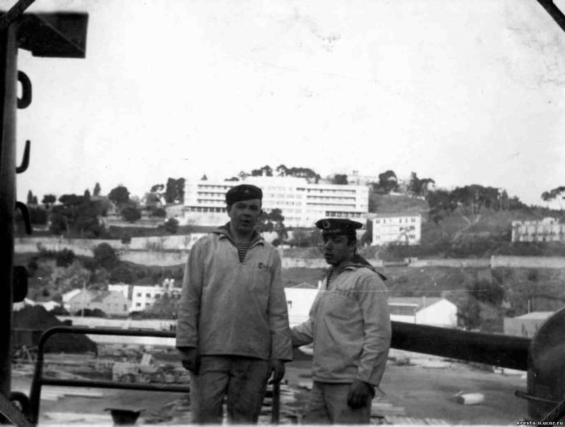 عندما كانت عنابة قاعدة للغواصات النووية السوفييتية Annabafeb72