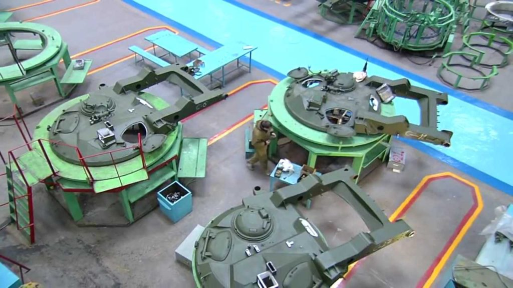 الجزائر اشترت من روسيا راجمات الصواريخ TOS-1A  - صفحة 2 Tos1ADZ1-1024x576