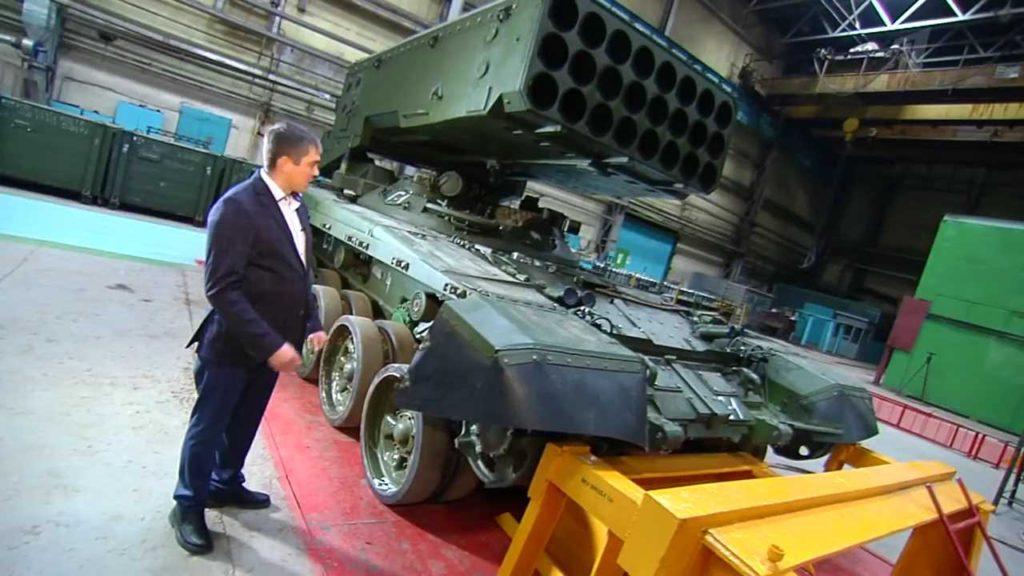 الجزائر اشترت من روسيا راجمات الصواريخ TOS-1A  - صفحة 2 Tos1ADZ5-1024x576