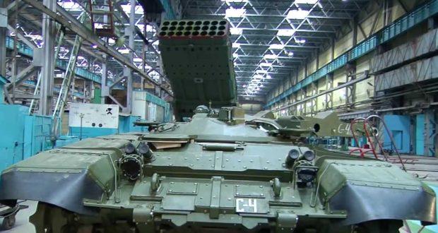 الجزائر اشترت من روسيا راجمات الصواريخ TOS-1A  - صفحة 2 Tos1Adz4-620x330