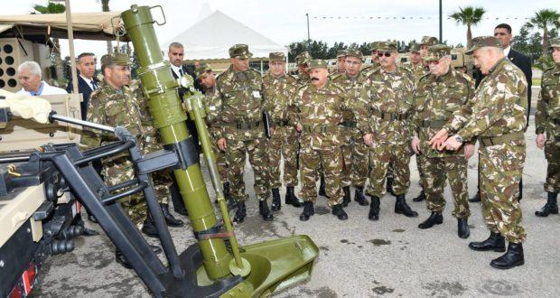 WS86 mortar algeria