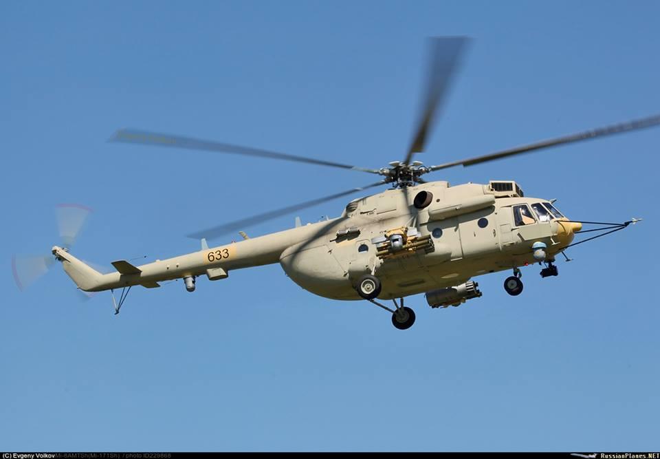 Mi 171 Superhip Algérie