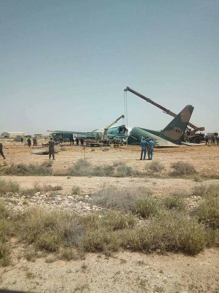 Crash C130 Biskra WHT