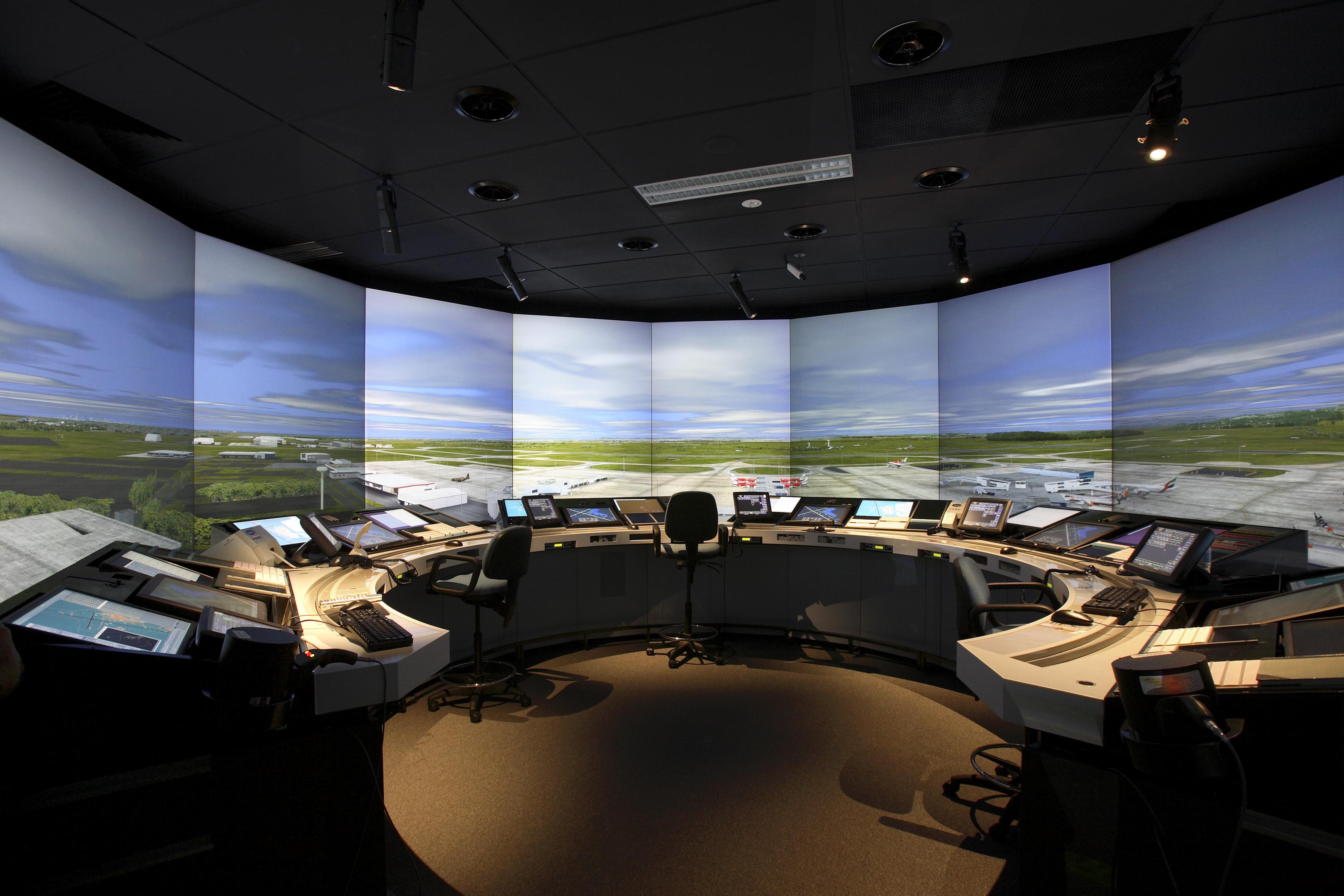 Adacel ATC Sim Tower