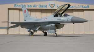 F16 V Viper Bahrein