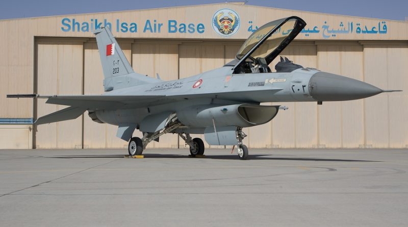 F-16 V Viper Bahrein