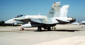 F/A-18 koweit