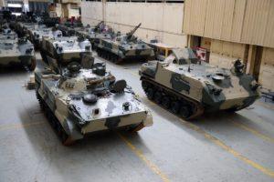 العراق يستلم بضعة دزينات من العربة القتالية الروسية BMP-3. 172a5317-300x200