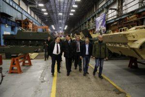 العراق يستلم بضعة دزينات من العربة القتالية الروسية BMP-3. BMPYmH_1HhQ-300x200