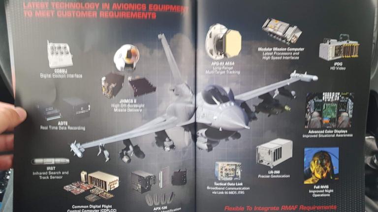 The Moroccan F-16V Viper / Block 72 program - Page 4 44870305_479525469203908_7908819277833043968_n-768x432