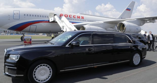 Limousine Poutine