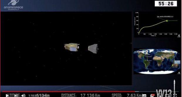 satellite Maroc