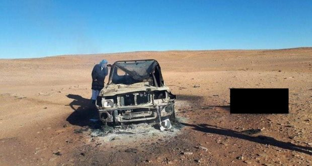 Bombardement Libye
