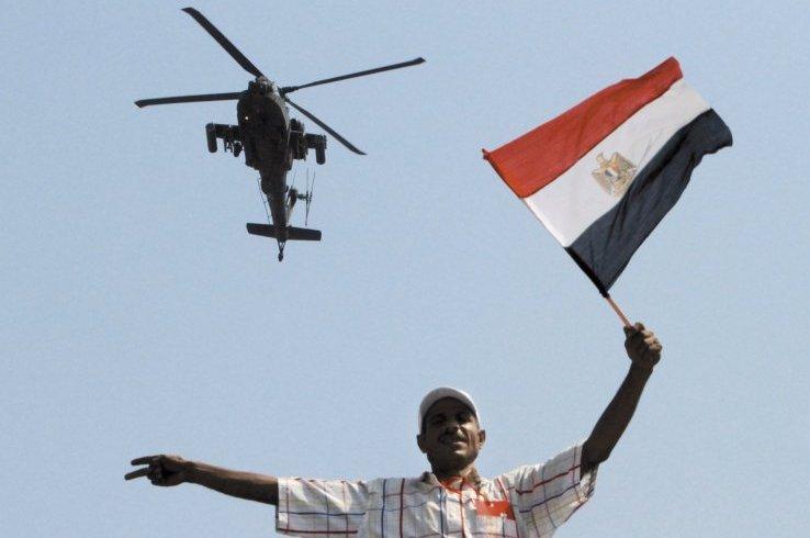 AH-64E Egypte Apache