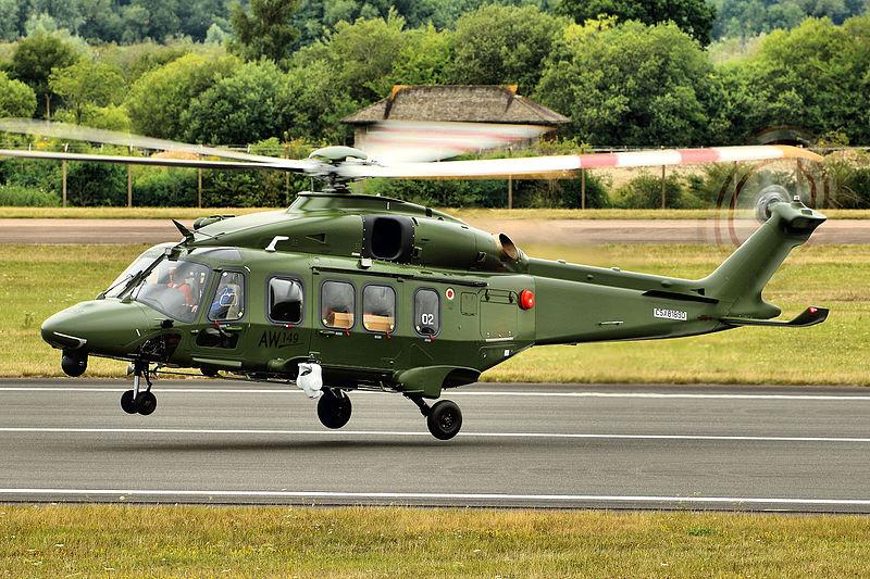 Leonardo AW-149